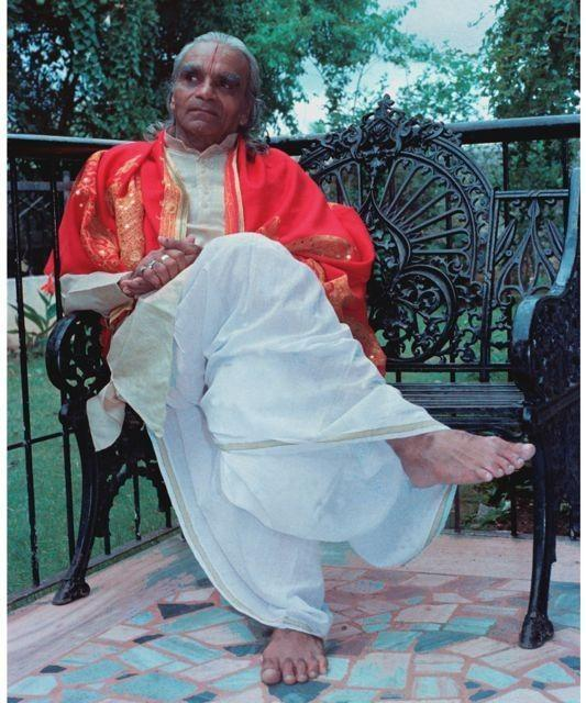 My thoughts on the passing of BKS Iyengar, founder of the Iyengar School of yoga