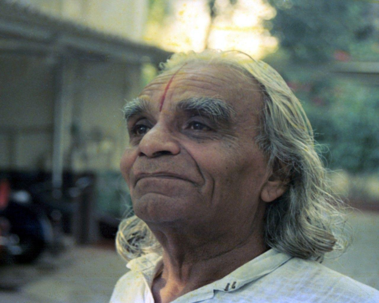 BKS Iyengar presented with high award by President of India