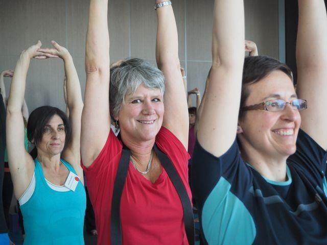 2014 Iyengar National Convention rocks it