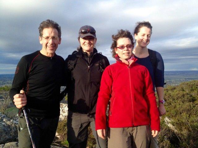 Yogis take on The Grampians' biggest event: The Serra Terror 80km team challenge