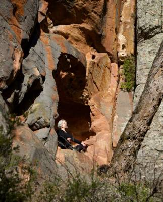 b2ap3_thumbnail_Jane-Gibb-morning-mediation-in-cave.-Photo-Christina-McCallum.jpg