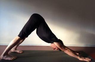 Yoga asanas -- Starting a home practice -- a step along your Yoga Sadhana (yoga path)