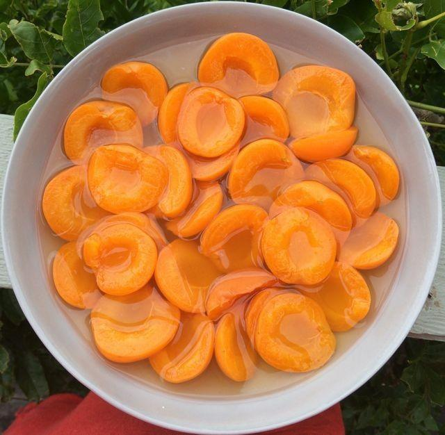 Dealing with an apricot glut: Why bottling apricots is worth the effort